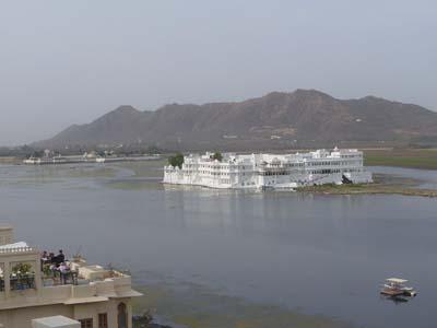 Inde Udaipur Lac Pichola