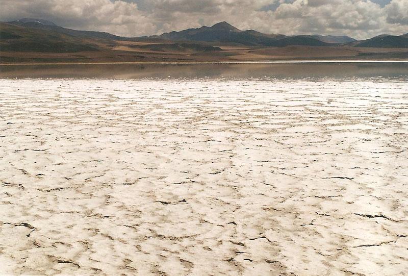 Chili Salar Atacama